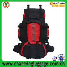 mountaineering bag, waterproof folding outdoor camping hiking backpack 80L
