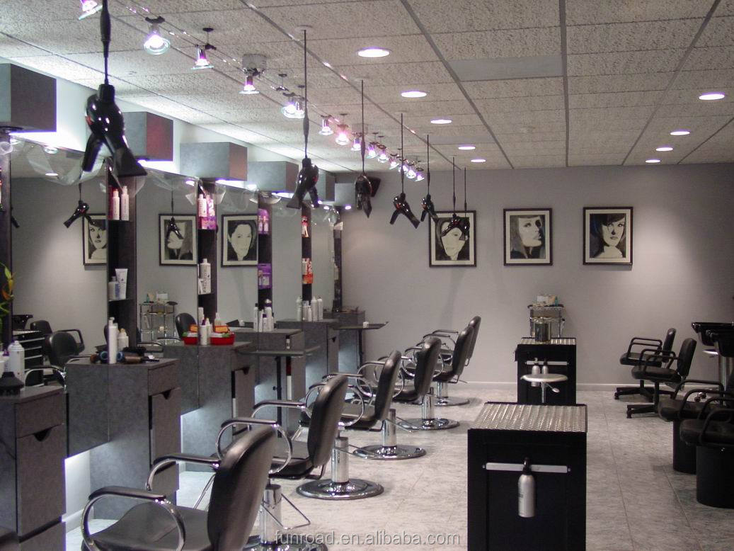 High End Free Design Salon Beauty Shop Counter Furniture