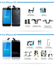 Wholesale high quality good price digitizer assembly for iphone parts