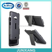 kickstand belt clip back cover case for nokia lumia 535