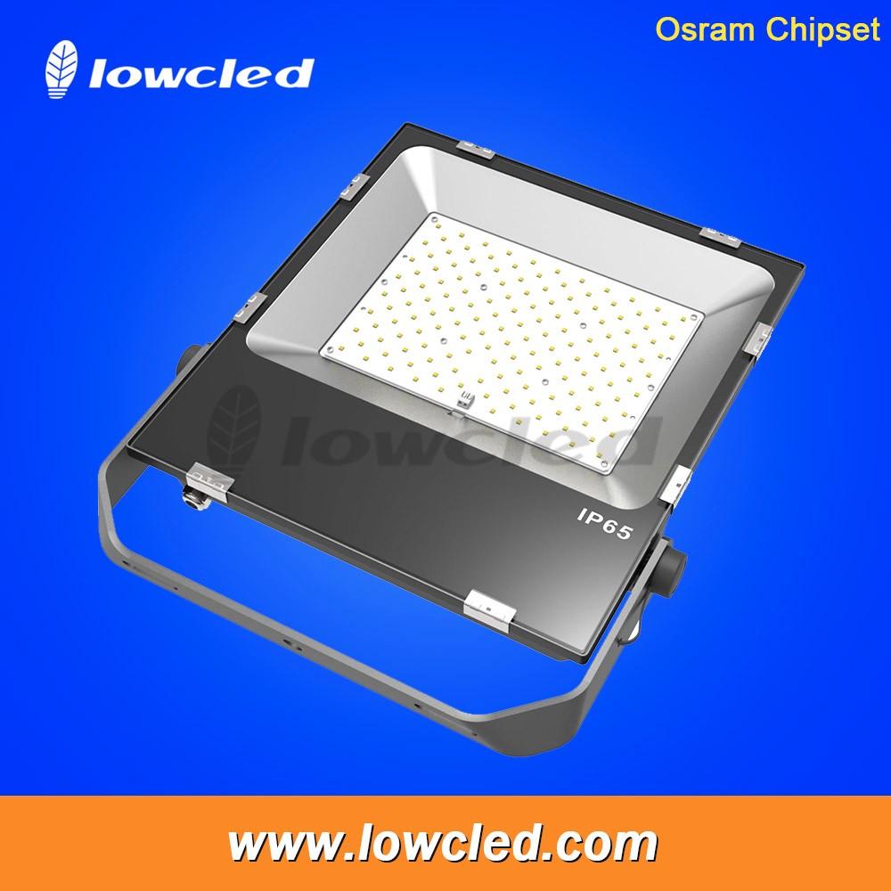 Niedrigen preis IP65 Osram 15000 lumen led flutlicht, High Power Led-flutlicht 150 watt in China