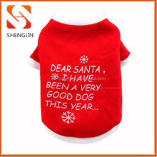 Wholesale china high quality fleece pet clothes cheap dog overalls
