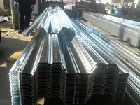 Steel Metal Decking Floor Galvanized sheet