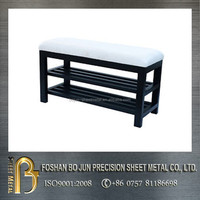 Guangdong professional manufacture oem shoe rack bench