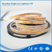 3014 waterproof IP67 Warm White 30LED/meter UL Certificate color changing led strip light