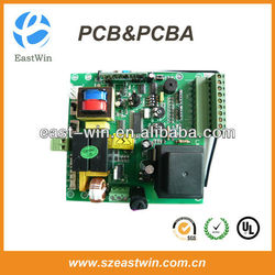 Electronic Pcb Assembly House with 8 SMT lines and 2 AI lines,Can off BGA/X-RAY Board