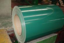 Hot selling bush green color coated aluminum coil with great price