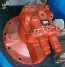 Kobelco New Holland Hydraulic motor E305B swing motor assy& swing drive assy M5X180CHB,Kawasaki M5X180 Swing Motor,M5X130