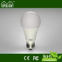 high power Plastic +Aluminum E27 LED Bulb 5w r80 led bulb