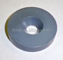 forging pulverizer disc