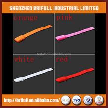 durable led flashing woven nylon LED bracelet
