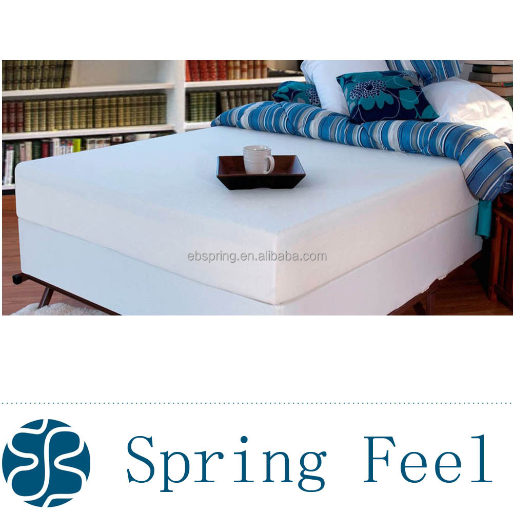 High Quality Bed Sponge Mattress With Best Price For Hotel