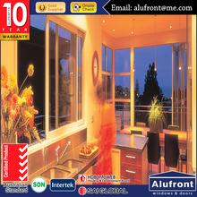 High Quality Aluminium Profile Sliding Windows With Australian Standard