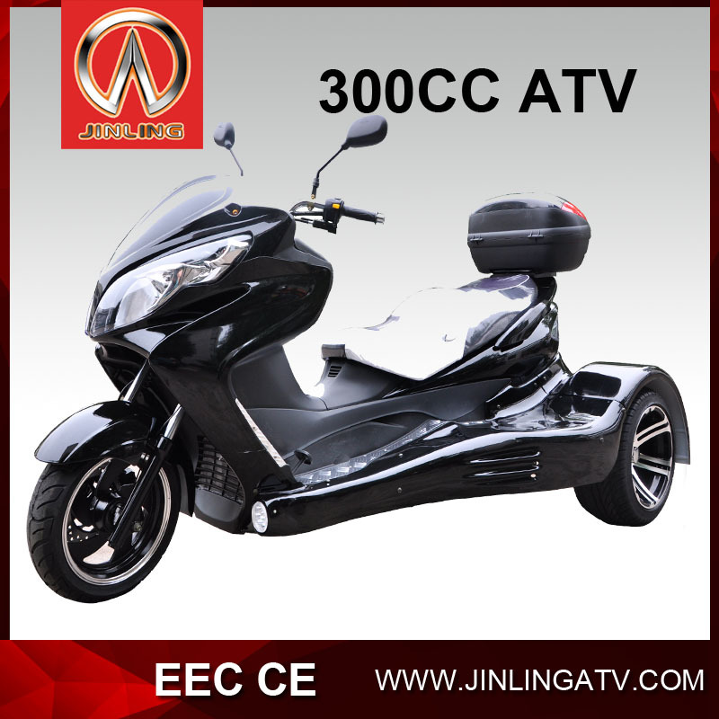 Eec Adult Jinling 300cc Cvt Transmission Three Wheel Motor