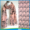 2015 newest design novel fashional marilyn monroe scarf