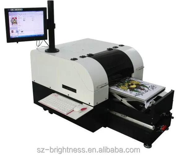 A3 A4 Dtg T Shirt Printer With Dx 5 Cartridge Buy Cheap