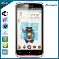 Original Lenovo A356 Android 4.0 MTK6515 RAM512 ROM 4GB Dual SIM card mobile phone