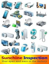 Initial Production Check / Clothes Electric Dry Iron / Home Appliances / Professional QC & Inspection services in China