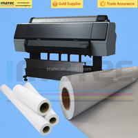 High Quality 240gsm Glossy RC Roll Inkjet Printing Photo Paper
