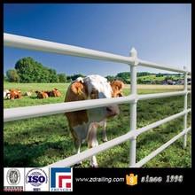 Galvanized steel farm iron fence price, cheap fence for farm