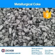 Metallurgical coke / Met coke in making steel(size:10-30mm 20-40mm 30-80mm)