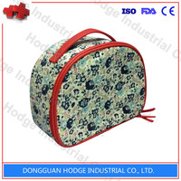 Makeup Bag Girls Printing Double Side Cosmetic Bag