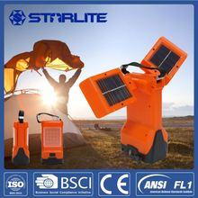 STARLITE ABS 180 lumens hot 4v solar led camping light