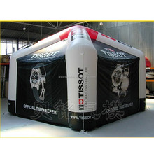 Custom Small Full printing Inflatable Advertising PVC Tent
