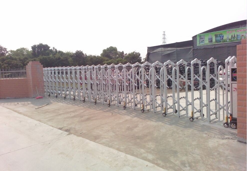 Automatic industrial gate residential area gate garden gate -J1341