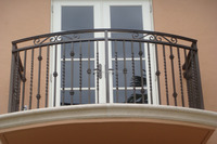 wrought iron door window grill/window grills design for sliding windows