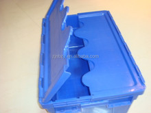 6 personal stackable Egg Storage plastic packing crate