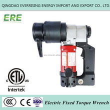 ERE 2000nm Numerical control Digital Control Bolt Tightening Tools electric torque wrench with double insulation