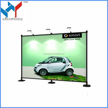 Economical mobile display advertising led display