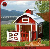 Cheap Wooden Dog Cage / Dog Kennel /wooden dog cages with large size