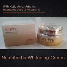 Pure Herble Ingredients Intensive Skin Moisturizing&Brightening pearl-skin-whitening-cream