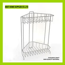 hot sell quality assurance Stainless steel Tripod bathroom shelf