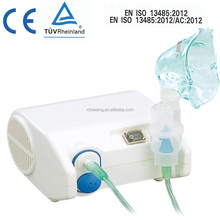 Nebulizer,an ideal product,nebulizer for family and medical units'use,with low noise,tiny particles nebulizer