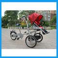 cochecito de bebé de la bici 3 - en-1 de China