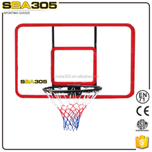 easy installatiaon safety basketball backboard for the office