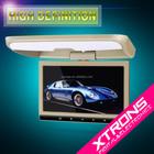 Xtrons CR104 10.1 polegada flip down carro dvd player com porta HDMI