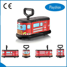 CE approved baby sit car baby toy plastic toy car