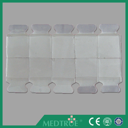 Factory Price Of Medical Disposable Resting Tab ECG Electrodes With CE/ISO Certification (MT58074152)