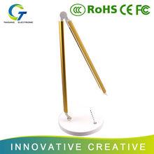 China manufacturer fashion design modern led table lamp