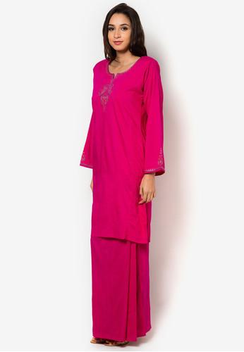 2015 Malaysia New Design Cotton Mix Shantung Silk Model