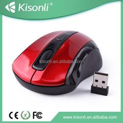 Computer Accessory Cheap Wireless Mouse For Laptop & Desktop