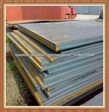 S355JR S235JR S275JR SS400 Q235 Q345 astm a36 placa de acero al carbono