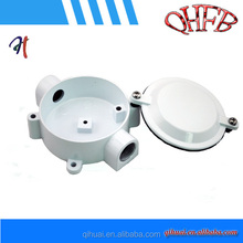 white round electrical aluminum junction boxes