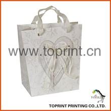 Market Shopping Fruit Paper Bags Printing Factory Cheap Paper Shopping Bag