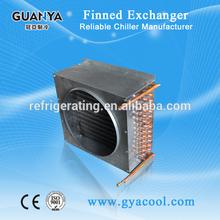 Intercambiador de calor para armazón y tubos marítimos GYN-113F