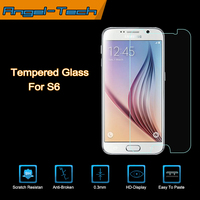Tempered glass screen protector for samsung galaxy
